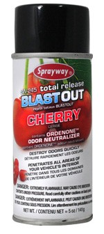 Sprayway Blast Out Odor Eliminators