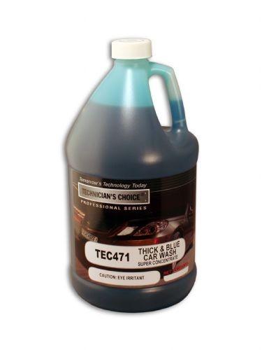 TEC471 Thick & Blue Car Wash (Gallon)