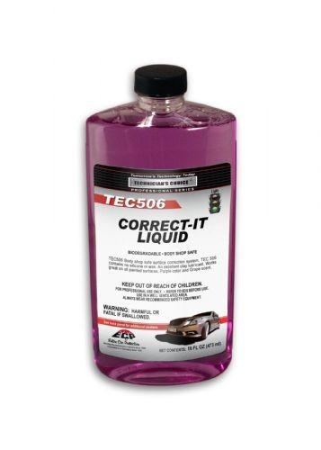 TEC506 Correct-It Liquid (16oz)