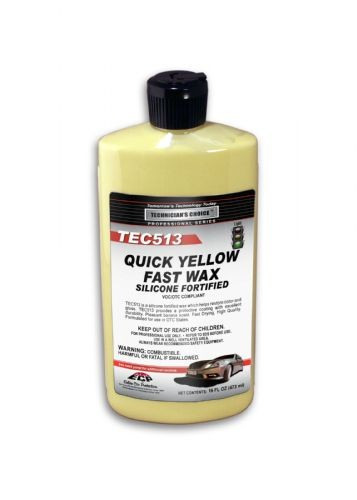 TEC513 Quick Yellow Fast Wax (Gallon)