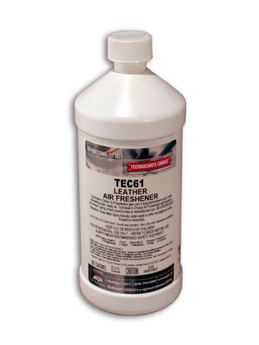 TEC61 Water-Based Air Freshener-Leather (Gallon)