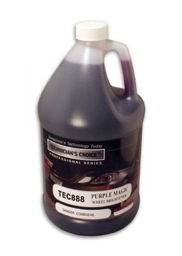 TEC888 Purple Magic Wheel Brightener (Gallon)