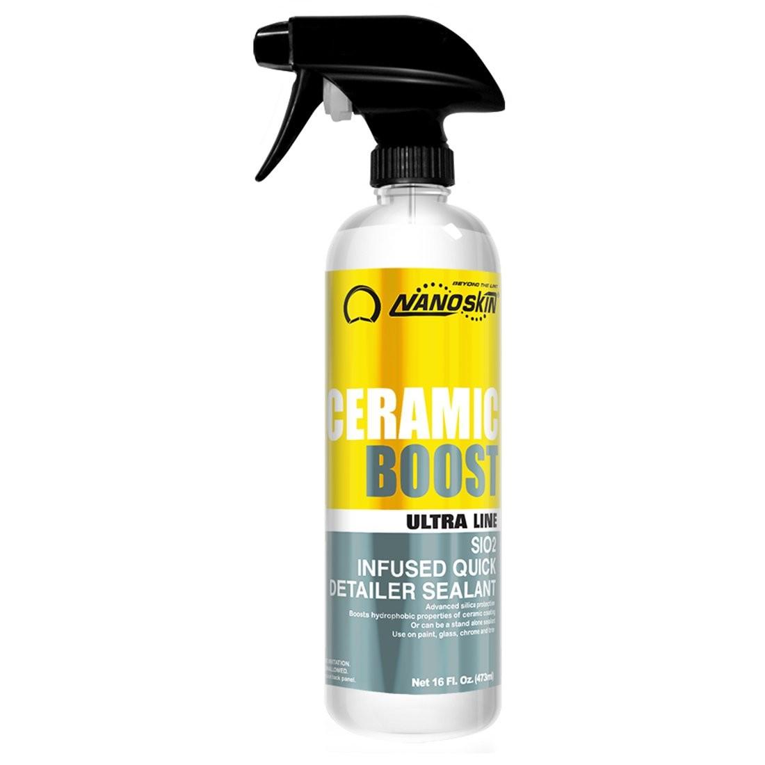 Ceramic Boost SiO2 Infused Quick Detailer Sealant -5Gal