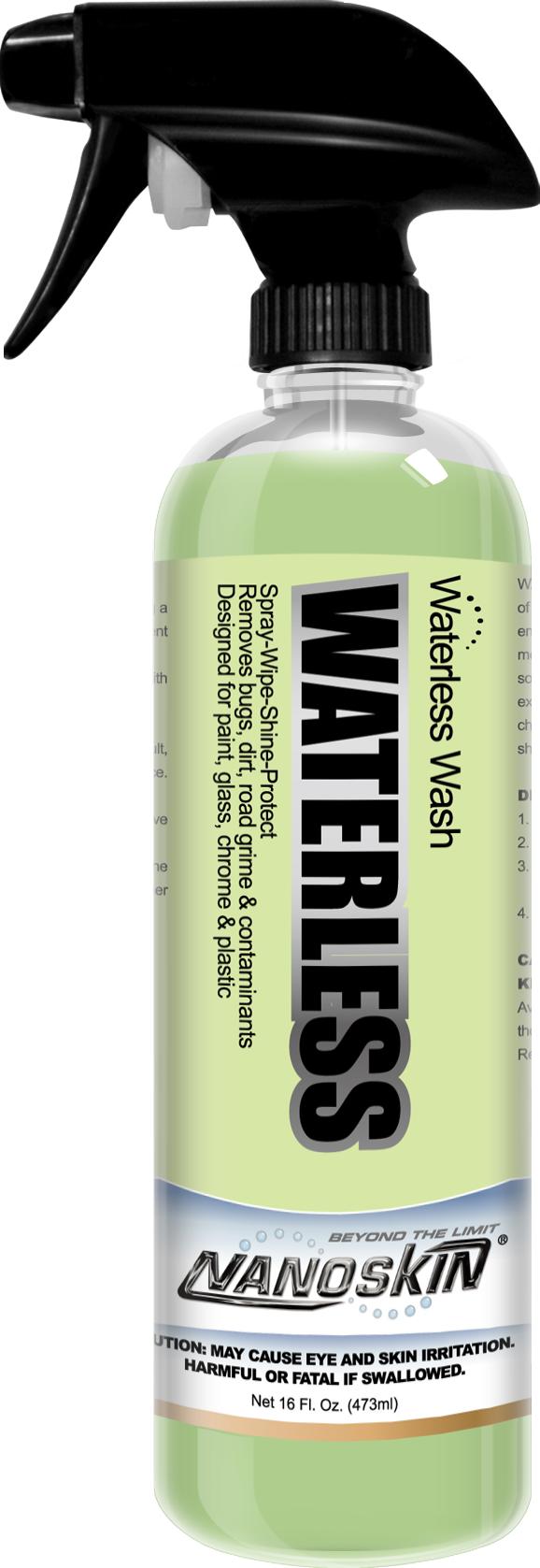 NANOSKIN WATERLESS Waterless Wash 16oz