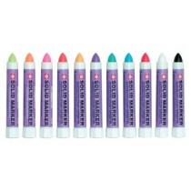 Solid Paint Markers 12pk