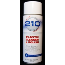 210 Plastic Cleaner/Polish (14oz)