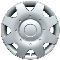 "Wheel Covers: Premier Series: 180 Silver (16"")"