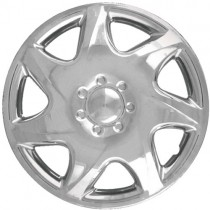 "Wheel Covers: Premier Series: 191 Silver (14"")"
