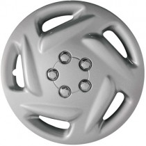 "Wheel Covers: Premier Series: 203 Silver (15"")"