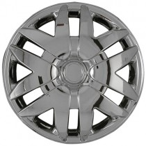 "Wheel Covers: Premier Series: 416 Chrome or Silver (16"")"
