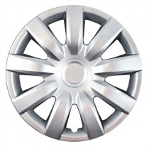 "Wheel Covers: Premier Series: 423 Silver or Chrome (15"")"