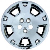 Wheel Covers: Premier Series: 431 SIlver
