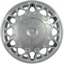 "Wheel Covers: Premier Series: 441 Silver (15"")"