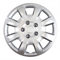 "Wheel Covers: Premier Series: 442 Silver (16"")"