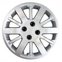 "Wheel Covers: Premier Series: 453 Silver (15"")"