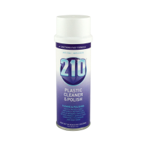 210 Plastic Cleaner/Polish (7oz)