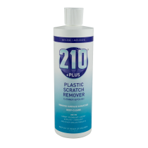 210 PLUS Plastic Scratch Remover Cleaner/ Polish (15oz)