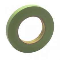 Scotch Performance Green Masking Tape 233+, 18 mm width (.71 inches), 3/4 inch 26334