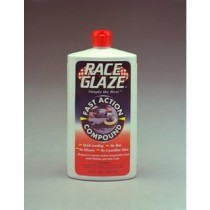 Race Glaze Fast Action Compound 32 oz.