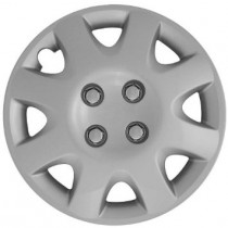 "Wheel Covers: Premier Series: 895 Silver (14"")"