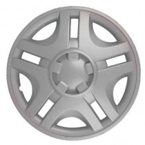 "Wheel Covers: Premier Series: 190 Silver (15"")"
