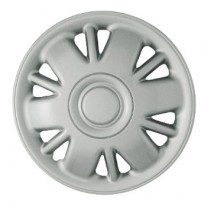 "Wheel Covers: Premier Series: 206 Silver (15"")"