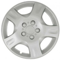 "Wheel Covers: Premier Series: 942 Silver (16"")"