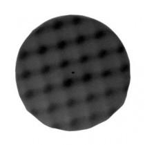 """6"""" Waffle Polishing Pad-Black"""