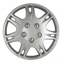 "Wheel Covers: Premier Series: 8813 Silver (16"")"