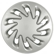 "Wheel Covers: Premier Series: 415 Silver (15"")"