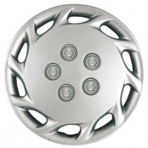"Wheel Covers: Premier Series: 877 Silver (14"")"