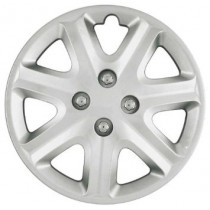 "Wheel Covers: Premier Series: 8902 Silver (15"")"