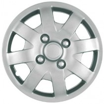 "Wheel Covers: Premier Series: 408 Silver (14"")"