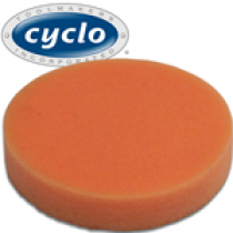 CYCLO-Orange Foam Compounding & Polishing Pad w/Loop (Each)