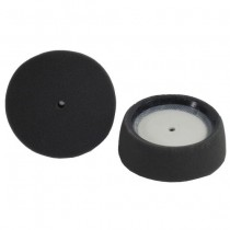 MINI VELCRO BLACK FOAM PAD - 3.5""