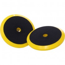 YELLOW HD VELCRO BACKING PLATE