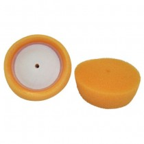 MINI VELCRO ORANGE FOAM PAD - 3.5""