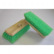 "TRUCK BRUSH - 10"" DOUBLE FACE CHEMICAL RESISTANT"