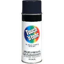 Touch N Tone Semi-Gloss Black Spray Paint