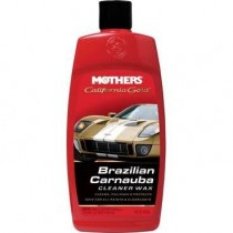 Mothers California Gold Brazilian Carnauba Cleaner Wax 16 oz.