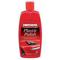 Mothers Plastic Polish 8 oz