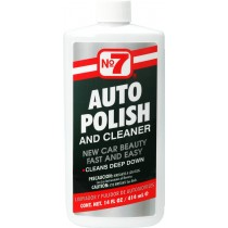No. 7 Auto Polish & Cleaner 14 fl. oz.