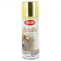 Krylon Brass Metallic Spray Paint