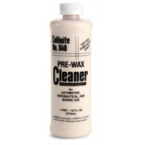 No. 840 Pre-wax Cleaner