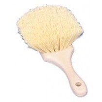Wheel, Fender and Wheel Well Scrub Brushes-Cream Polypropylene