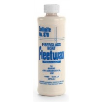 No. 870 Liquid Fleetwax (1 pint/ 16 oz)