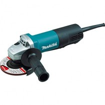 "4‑1/2"" Paddle Switch Angle Grinder, with AC/DC Switch"