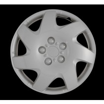 "Wheel Covers: Premier Series: 8088 Silver (16"")"