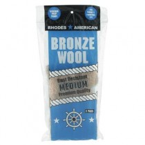 Rhodes American Bronze Wool Medium