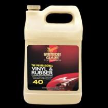 Meguiars Mirror Glaze #40 Vinyl & Rubber Cleaner / Conditioner Gal
